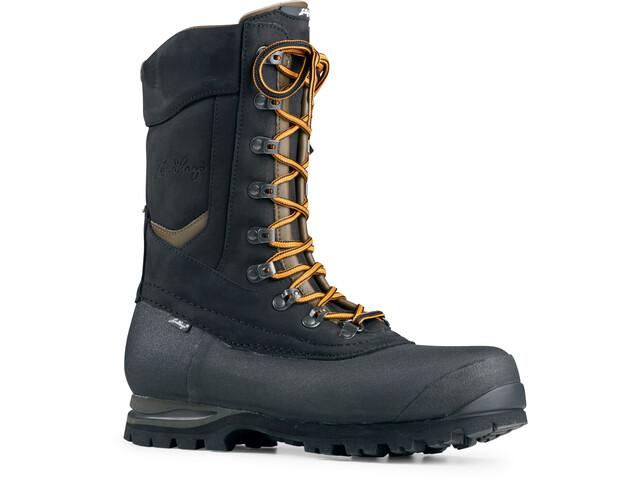Lundhags M's Jaure II High Boots Black/Tea Green